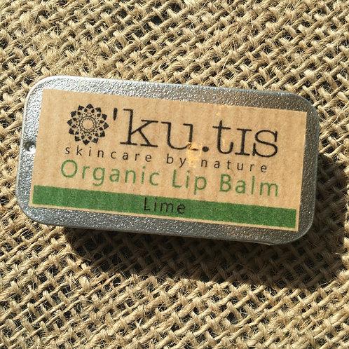 Kutis Organic Lip Balm - Lime