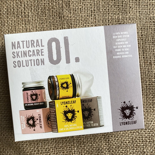 Lyonsleaf Natural Skincare Solution 01