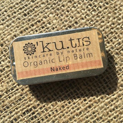 Kutis Organic Lip Balm - Naked