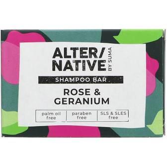 Alter/Native Shampoo Bar - Rose & Geranium