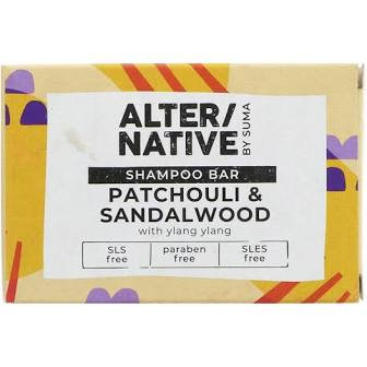 Alter/Native Shampoo Bar - Patchouli & Sandalwood