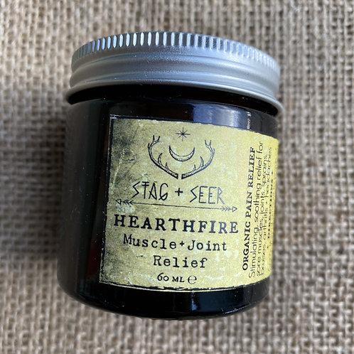 Stag + Seer Organic Balm HEARTHFIRE