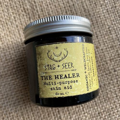 Stag + Seer Organic Balm THE HEALER