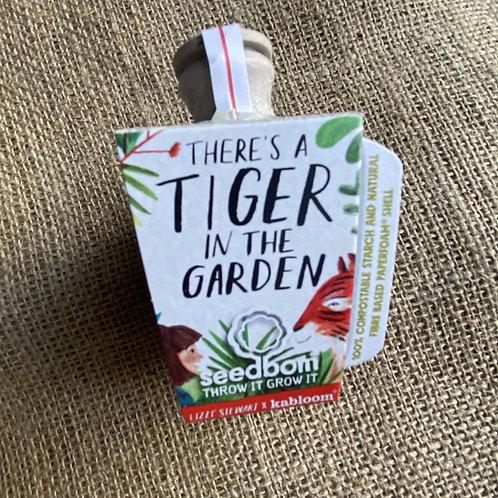 Tigerbom Seedbom