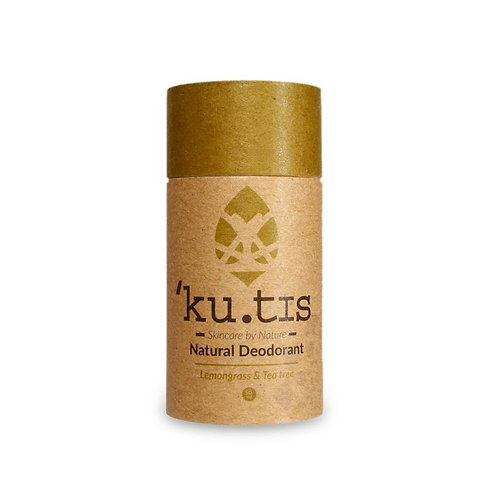 Kutis Deodorant - Lemongrass & Tea Tree