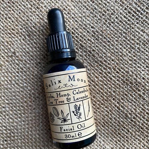 Salix Moon Apothecary Facial Oil - Anti Acne