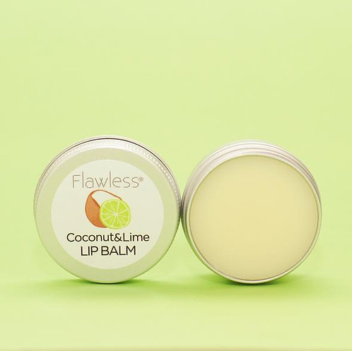 Flawless Lip Balm - Coconut & Lime