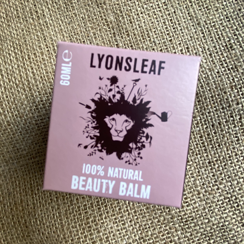 Lyonsleaf 100% Natural Beauty Balm