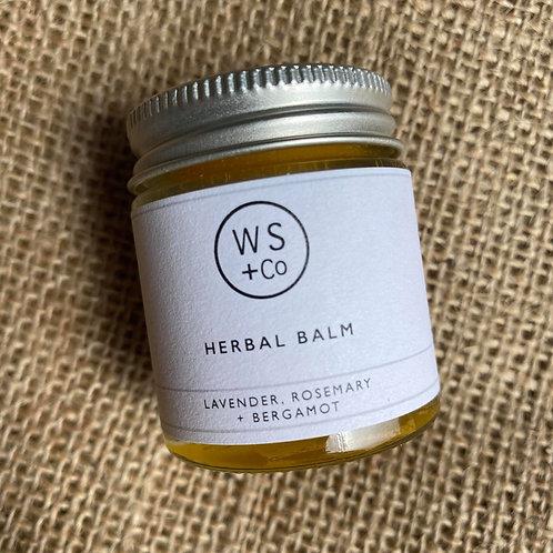 Wild Sage + Co Herbal Balm