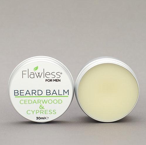Flawless Cedarwood & Cypress Beard Balm
