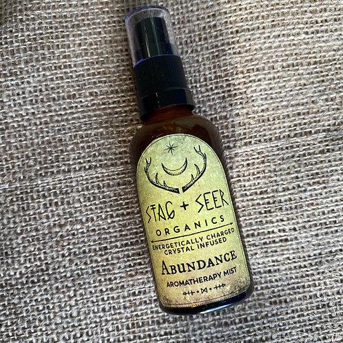 Stag + Seer Organic Aromatherapy Mist ABUNDANCE