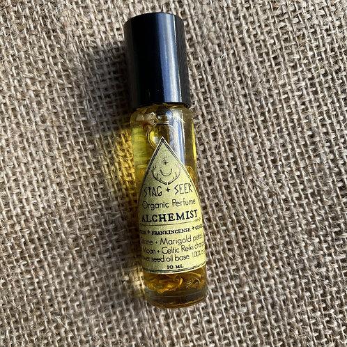 Stag + Seer Organic Sacred Oil Perfume ALCHEMIST