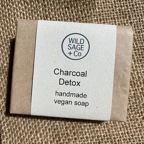Wild Sage + Co Soap - Charcoal Detox
