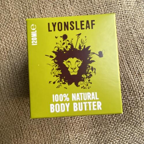 Lyonsleaf 100% Natural Body Butter