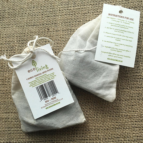 EcoLiving Charcoal Water Filter