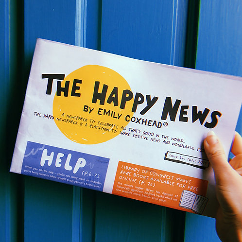 The Happy News Issue 17