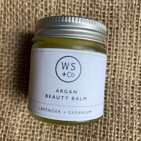 Wild Sage + Co Argan Beauty Balm