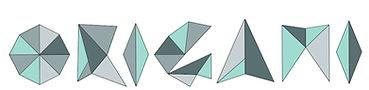 Origami Paysage Urbanisme Logo