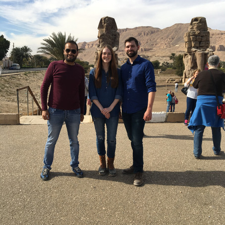 My Travels in Egypt