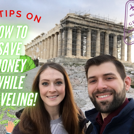 How To SAVE MONEY While Traveling In 2021