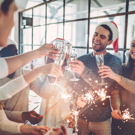 15 Festive Ideas to Include at Your Next Company Holiday Party