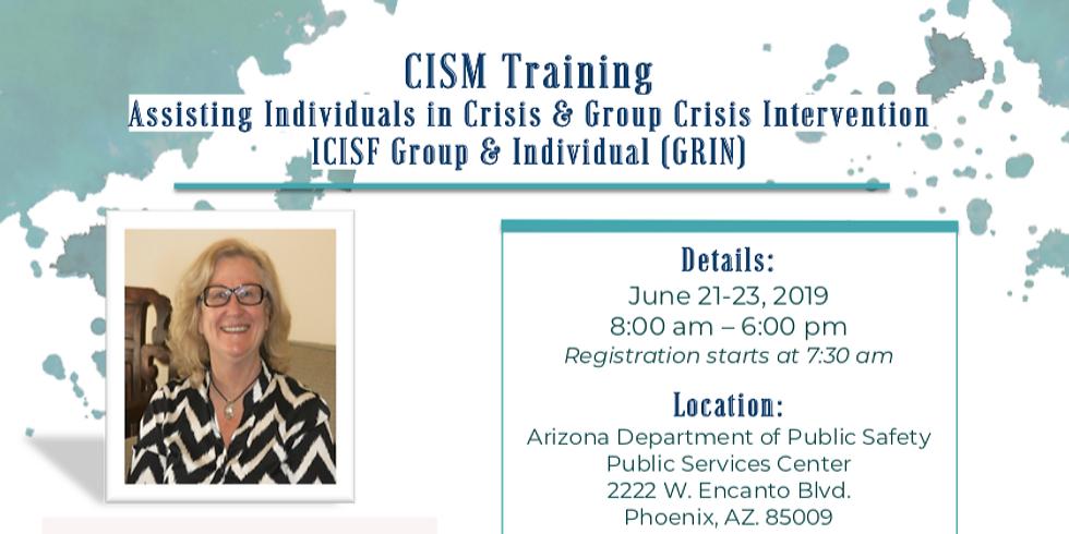 CISM Training