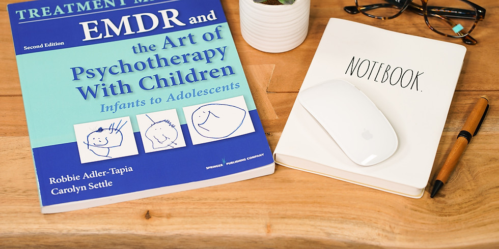 EMDR & the Art of Psychotherapy With Children: Infants to Adolescents