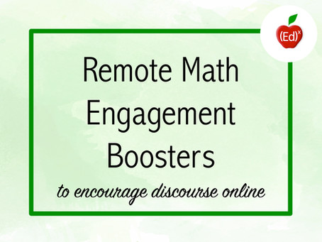 2 Math Engagement Strategies