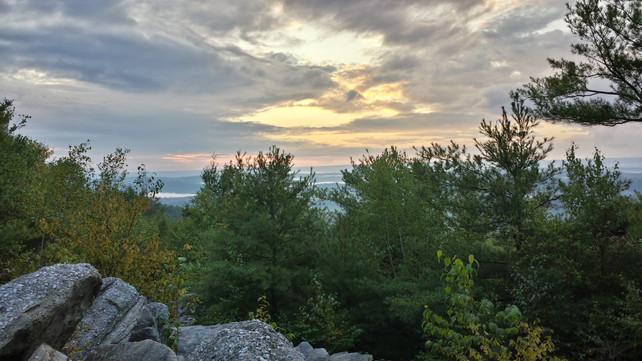 Miles of Trials: The Appalachian Trail (Palmerton to Wind Gap)