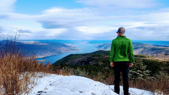 Black Mountain Day Hike