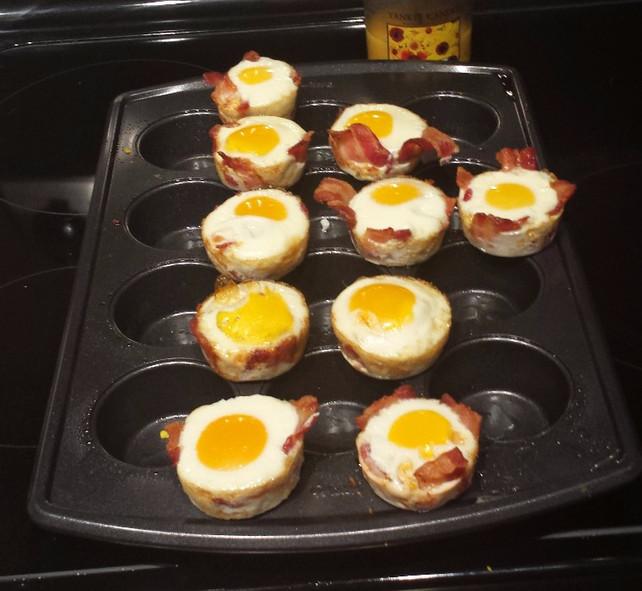 Breakfast: Egg Muffins