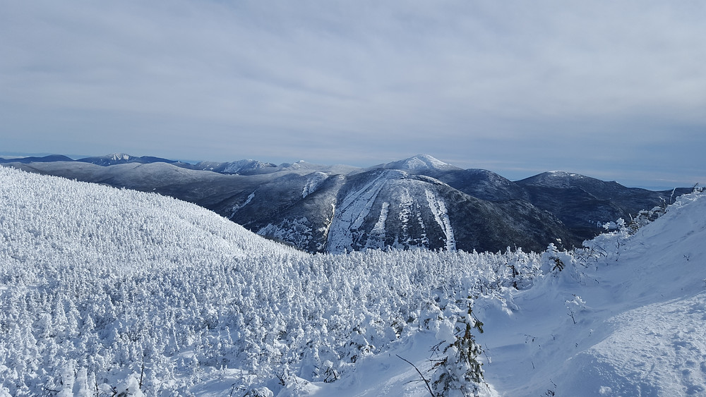 Colden from Boundary Peak
