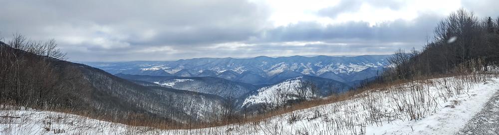 Monongahela Mountains