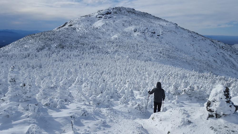 Iroquois from Boundary Peak
