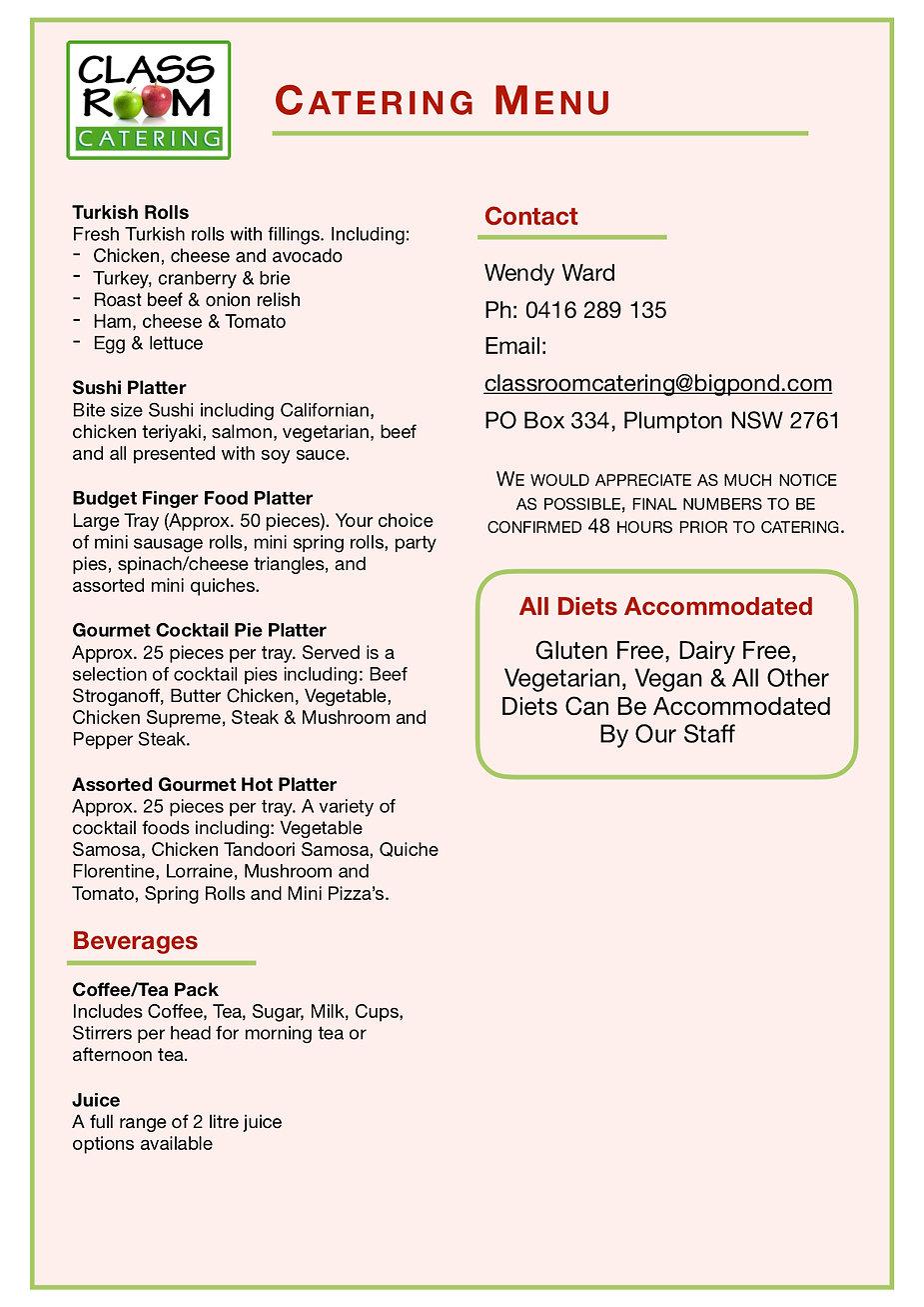CC Catering Menu 2020 Red BG copy 2 of 2