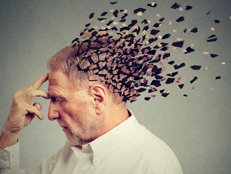 Perda auditiva e demência, como o mal de Alzheimer