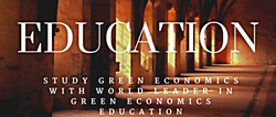 Green Economics Education