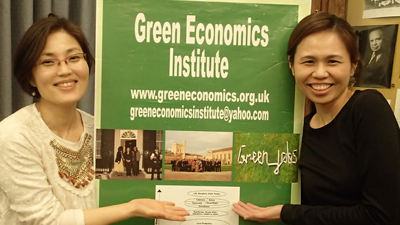 Membership of the Green Economics Institute