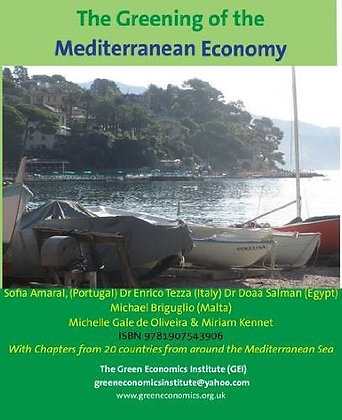 The Greening of the Mediterranean Economy