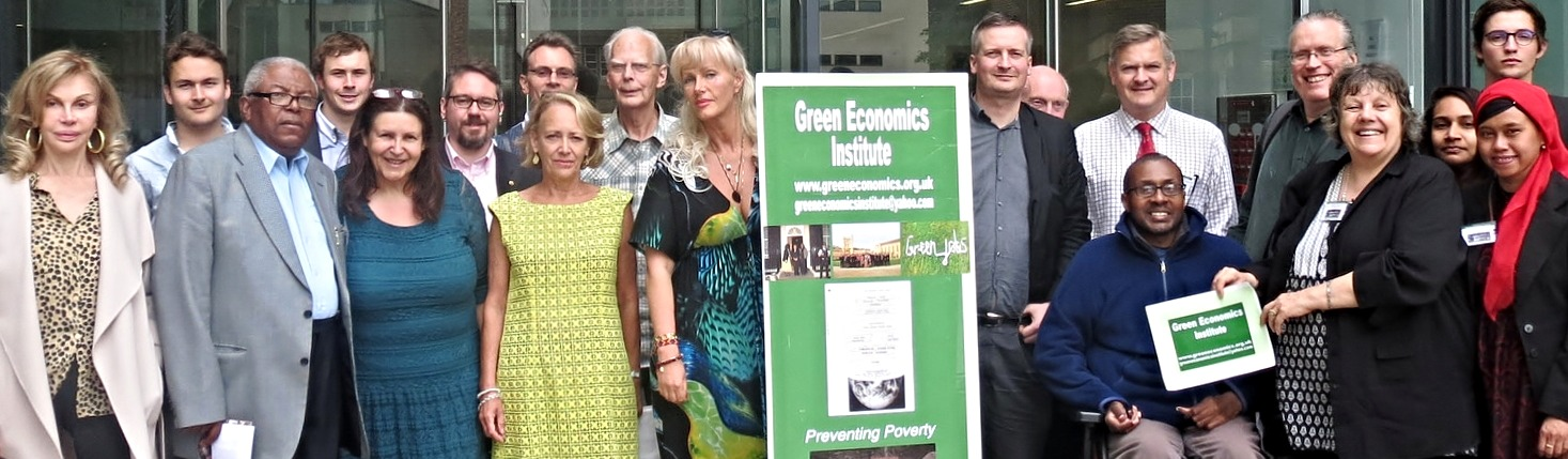 About the Green Economics Institute