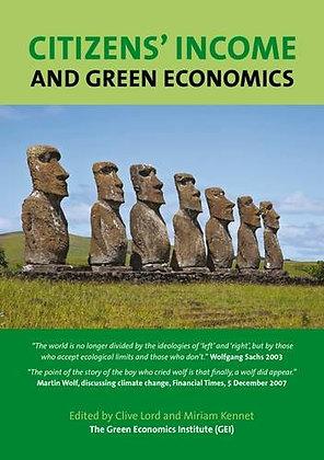 A Citizen's Income and Green Economics