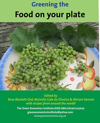 Greening the Food on Your Plate