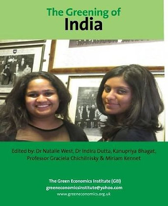 The Greening of India: Sharing in the Miracle