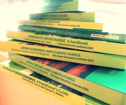 See Green Economics Bookshop & More!