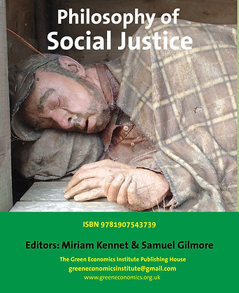 Philosophy of Social Justice