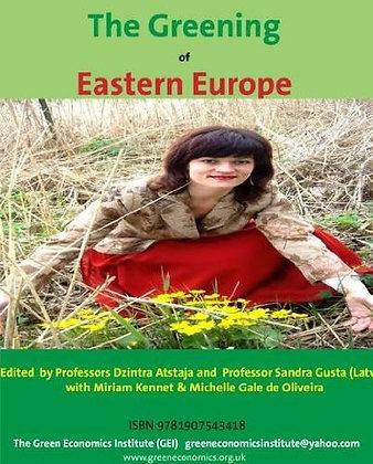 The Greening of Eastern Europe
