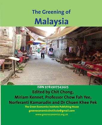 The Greening of Malaysia
