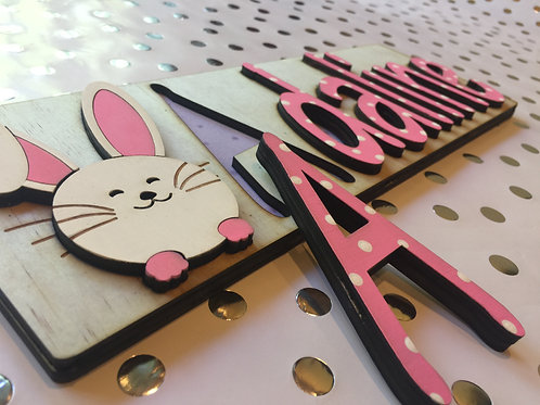 Bunny Name Puzzle