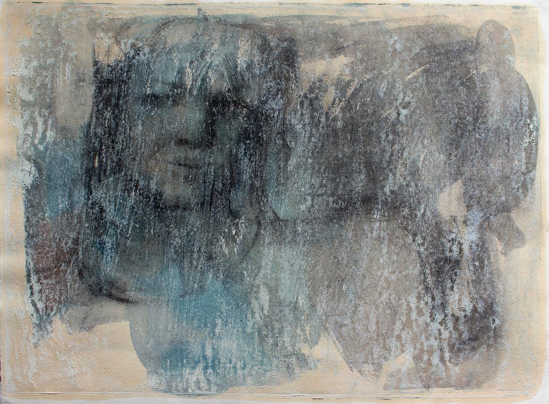 Self-portrait / Omakuva, 2004