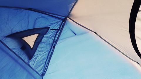 Muistetaan, et ollaan vaan me telttaretkellä, 2018